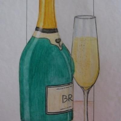 Flute de champagne