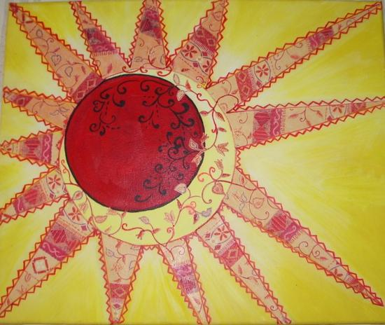 Soleil - vendu