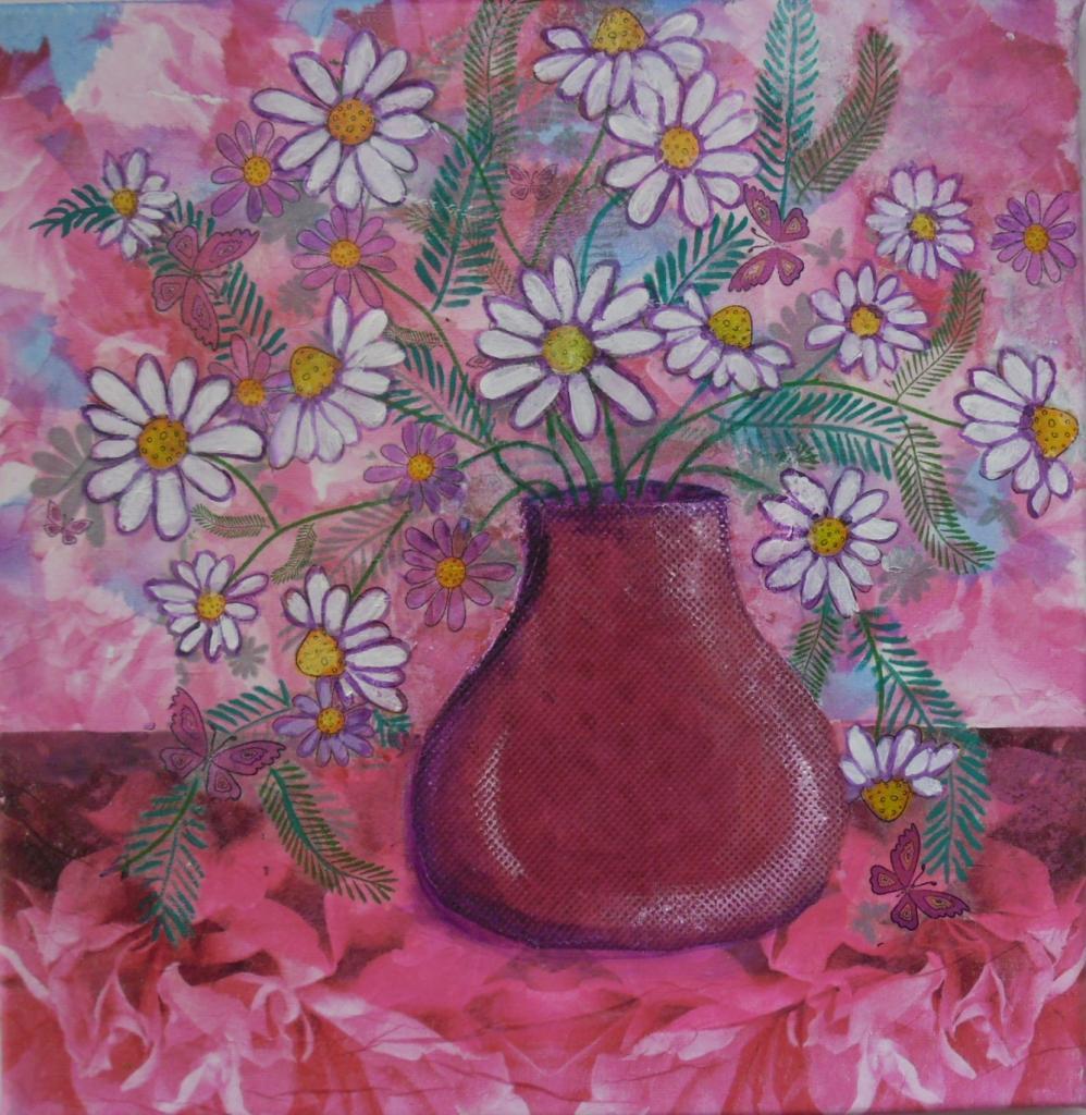 bouquet de camomille