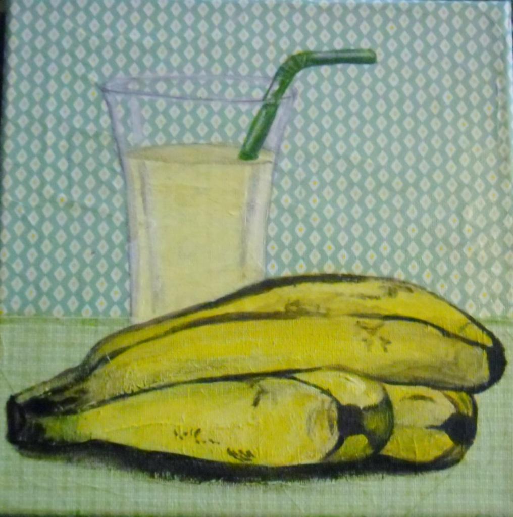 Milshake banane